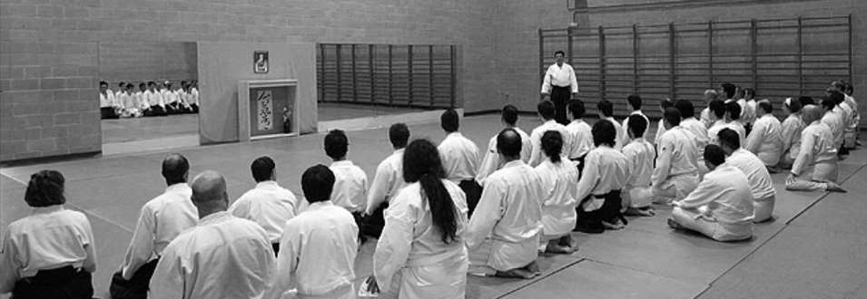 Héctor Flores sensei en Córdoba