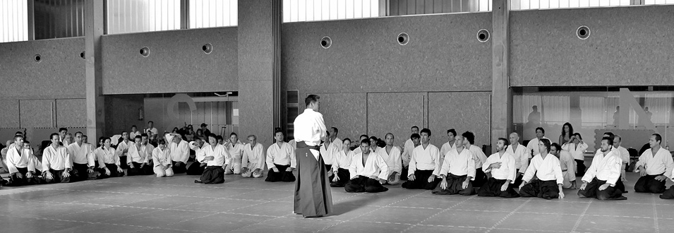 Yasuno sensei en Alcalá de Henares (Madrid)