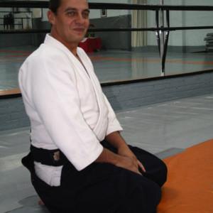 Bruno Zanotti 6º Dan Aikikai